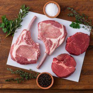 Beef & Pork Mixed Deluxe Gift Pack