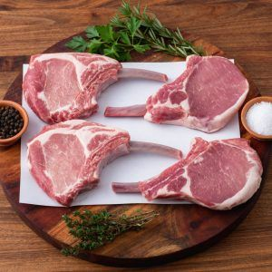 Pork Deluxe Tomahawk Chops Gift Pack