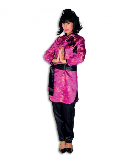 Chinese Dame, Roze