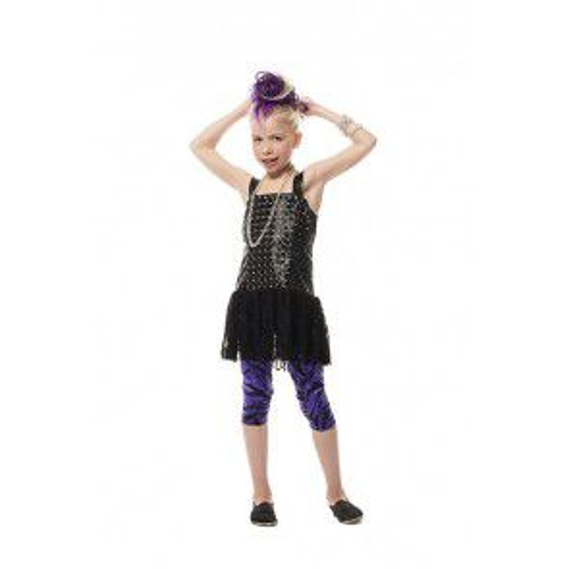 c572e4a01bd5ce Disco Feestkleding Kinderen - Carnaval.nu