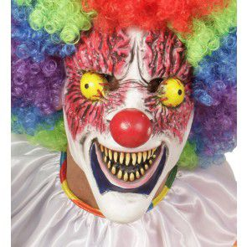 Masker horrorclown