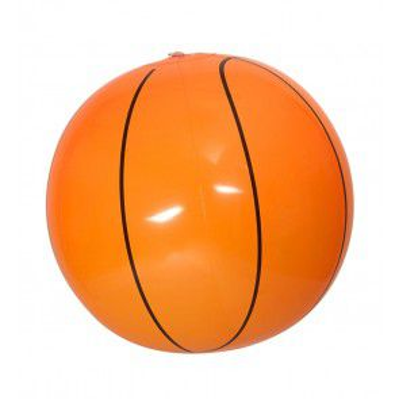 Opblaasbare basketbal