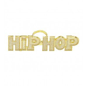 RING HIPHOP GOUD