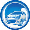 Logo rental mobil agape