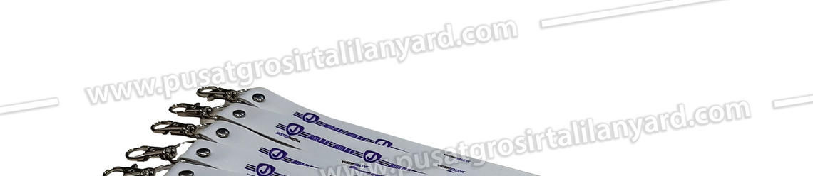 Tali lanyard murah  tali lanyard printing surabaya
