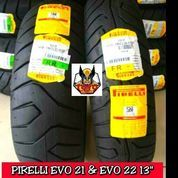 BAN PIRELLI NMAX EVO 21 & EVO22 FRONT 120/70-13--REAR 140/60-13 (10023201) di Kota Bandung