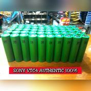 AUTHENTIC!!!! BATTERY 18650 SONY VTC4