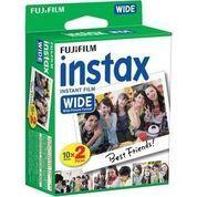 isi refill Fujifilm Instax Wide 1 box (200 lembar) (10024379) di Kota Jakarta Barat