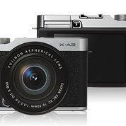Fujifilm XA2 Silver Kit XC 16-50mm (10024447) di Kota Jakarta Barat