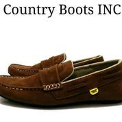 Country Boot Slip On Casual (10036787) di Kota Bandung