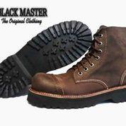 Black Master Boot Underground Brown Kulit (10036875) di Kota Bandung