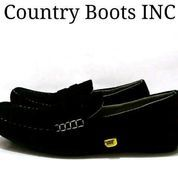 Country Boot Slip On Casual 03