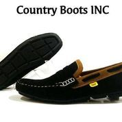 Country Boot Slip On Casual 02