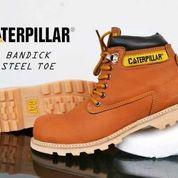 Caterpillar Safety Besi Boot Tan (10038193) di Kota Bandung