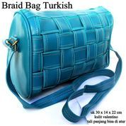 tas wanita selempang braid bag tozka (10042991) di Kota Bekasi