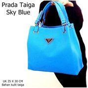 tas wanita handbag selempang praeda taiga biru (10043005) di Kota Bekasi