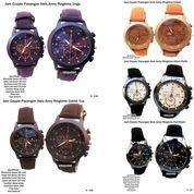 jam tangan kulit couple pasangan swiss army ringtime full set (10043029) di Kota Bekasi