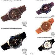 jam tangan kulit swiss army ringtime 40mm full set (10044403) di Kota Bekasi