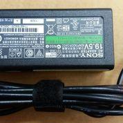 Adaptor Charger Sony VAIO logo 19.5v 3.3a ori / original