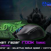 Paket Razer Rook Basic (Mouse Razer Imperator 4G + Mousepad Goliathus Medium Control)