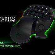 Razer Tartarus Membrane Gaming Keypad (Green Backlit)