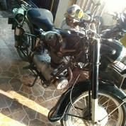 MOTOR BMW Classic Type R25 Thn1955 Ori Banget (Plat B 5525 MW)