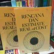 RENCANA DAN ESTIMATE REAL of COUST - H. BACHTIAR IBRAHIM