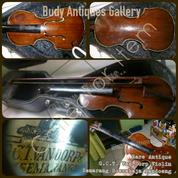 Very2 Rare For Antiques Collector G.C.T. Van Dorp & Co Violin