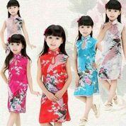 LIMITED!!! Peacock Cheongsam Dress (10145437) di Kab. Jember
