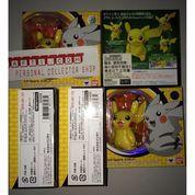 Figuarts SHF Pikachu Pokemon (HK) ORI 100% Bandai Pika Pocket Monster (10190757) di Kota Jakarta Selatan