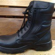 Sepatu PDL TNI Polisi Satpol PP / Sepatu Dinas / Sepatu Touring / Sepatu Kulit / Sepatu Safety / Sepatu Keren / Sepatu Boots / Tracking / Handmade (10233847) di Kota Bandung