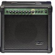 Ampli Stagg 15-Watt Guitar Amplifier with Digital Reverb - Black Murah di bandung