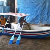 Supplier perahu fibreglass, perahu dayung