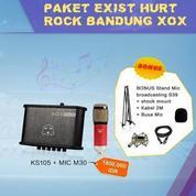 Paket Recording & Broadcasting XOX Murah Di Bandung