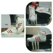 SNEAKERS BOOT ADIDAS PINK