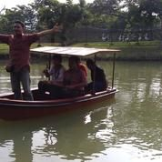 Perahu dayung mini kap 4-5 orang (10421863) di Kota Jakarta Barat