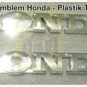 Emblem Honda Plastik Tebal (10459337) di Kota Jakarta Barat