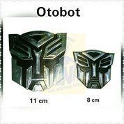 Emblem Otobot Besar 11 cm (10459511) di Kota Jakarta Barat