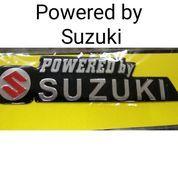 Emblem Powered By Suzuki (10459543) di Kota Jakarta Barat