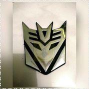 Emblem Decepticon 8 cm (10459855) di Kota Jakarta Barat