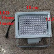 Night Vision IR Infrared Illuminator Light Lamp for CCTV Camera 96 LED / Infrared CCTV 80 meter (10509221) di Kota Jakarta Barat