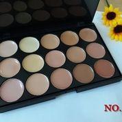 Cream Concealer + Contour Palette 15 no2 (10510067) di Kota Magelang