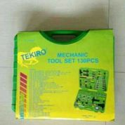KUNCI SHOCK SET TEKIRO 130 PCS (10511041) di Kota Jakarta Barat