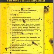 Buku Aneka Ragam Petunjuk & Perijinan (10550013) di Kota Yogyakarta