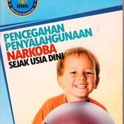 Pencegahan Penyalahgunaan Narkoba Sejak Usia Dini (10550935) di Kota Yogyakarta