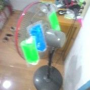 Kristal Jel Ice Pendingin Udara Untuk Kipas Angin/Kipas Ac