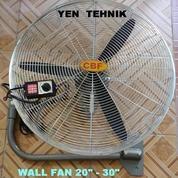 Mesin Moulding Butuh Blower Fan Wall Fan 30 Inch Full Besi (10595495) di Kota Surabaya
