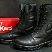Sepatu PDL TNI POLRI / Sepatu Touring Bikers / Sepatu Kickers Safety Boots / Sepatu Dinas Kerja
