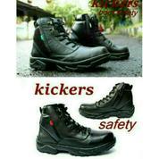 Sepatu Boots / Sepatu Safety / Sepatu Pdh / Sepatu Touring / Sepatu Kerja / Boots Pria (10612341) di Kota Bandung