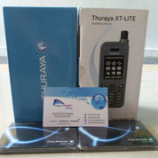 Telepon satelit Thuraya XT Lite fiture lengkap jaringan luas (10612605) di Kota Depok